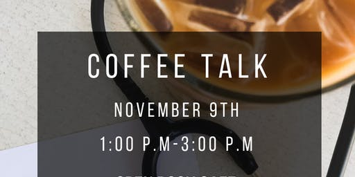 Halifax Nurses Coffee Talk