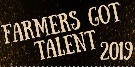 Farmers Got Talent tickets