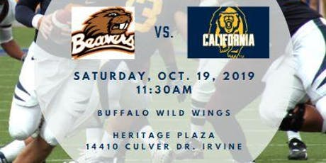 OSU vs Cal Football Viewing Party tickets