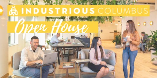 Industrious-The Sutton Open House