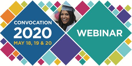 Thurs, Jan 30 @ 3:00 pm - TC CONVOCATION 2020 Webinar #2 tickets