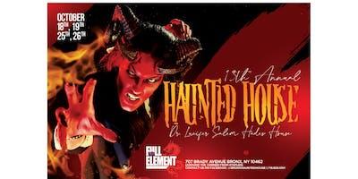 Dr. Lucifer Salem Hades House!