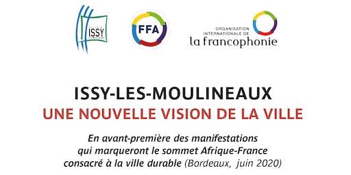 Issy-les-Moulineaux, une nouvelle vision de la Ville