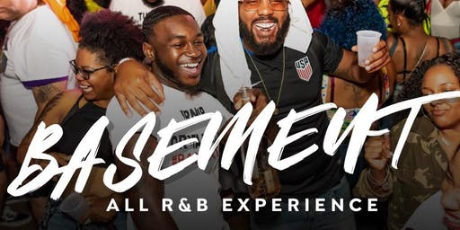 Basement - All R&B Experience