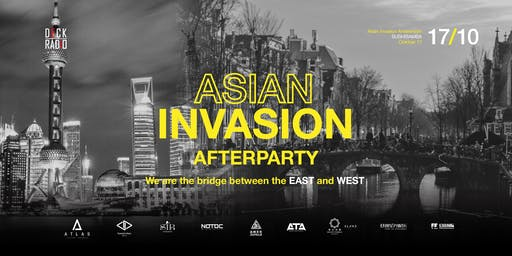 Asian Invasion - official afterparty