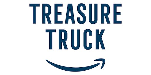 Amazon's Treasure Truck Brings Pup Fest To Costa Mesa With Nutro