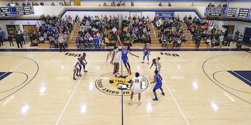 USJ Men's Basketball vs. Williams