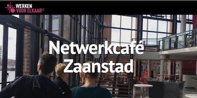 Netwerkcafé Zaanstad: Vertrouwen in jouw vaardigh