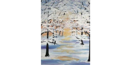 Mimosa Class: Morning Snow - Saturday, Nov. 30th, 11:30AM, $25