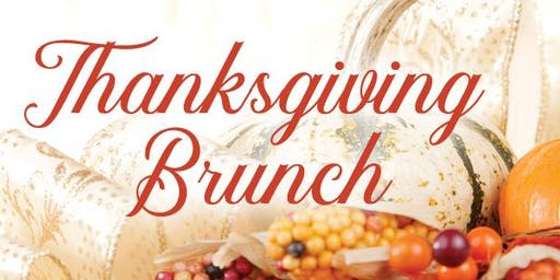12PM- Thanksgiving Brunch at The San Luis Hotel
