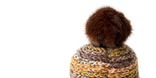The Tegan Toque Crochet Workshop
