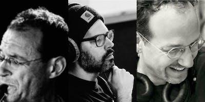 Scott Amendola & Ben Goldberg Play Music with Nate Brenner