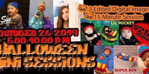 Halloween Mini Seessions