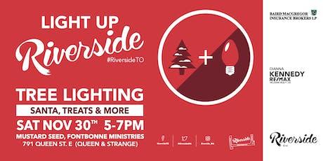 Light Up Riverside 2019 tickets