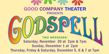 GodSpell tickets