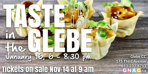 Taste in the Glebe 2020 Main Event