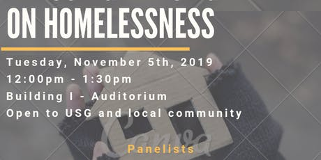 Civic Engagement: Reducing the Stigma on Homelessness tickets