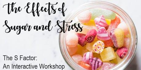 Sugar & Stress Workshop tickets