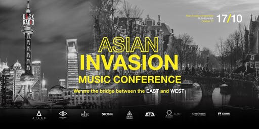 Asian Invasion - Music Conference