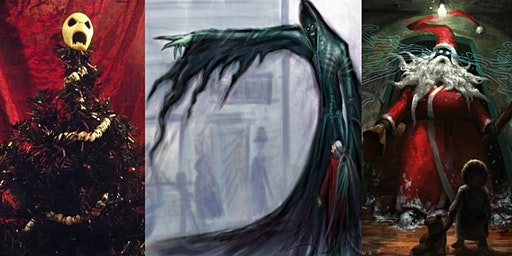 December 15 Ghosts of Yule Divination Event