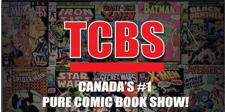 TCBS Comic Book Expo & Market tickets