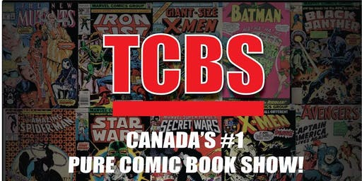 TCBS Comic Book Expo & Market