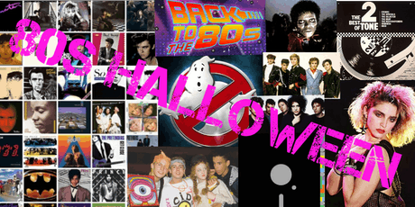 An 80s Halloween. Great music and dancing. tickets