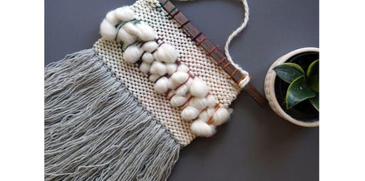 Tapestry Weaving for Beginners (2020-01-11 starts at 11:30 AM)