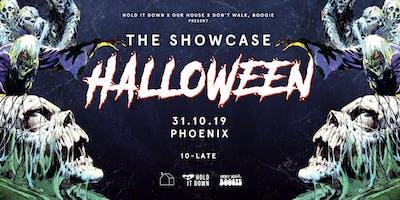 The Halloween Showcase