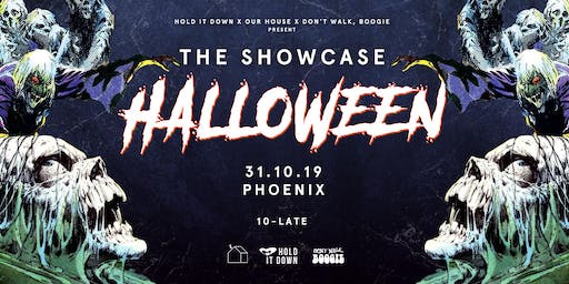 The Halloween Showcase