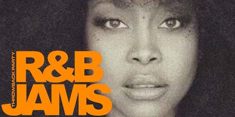 R&B Jams - Throwback Party tickets