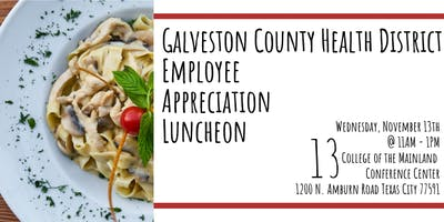 2019 Employee Appreciation Luncheon