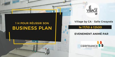 1 heure pour réussir son Business Plan