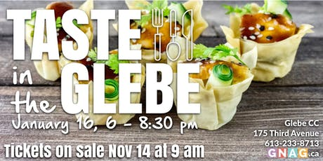 Taste in the Glebe 2020 Premier tickets