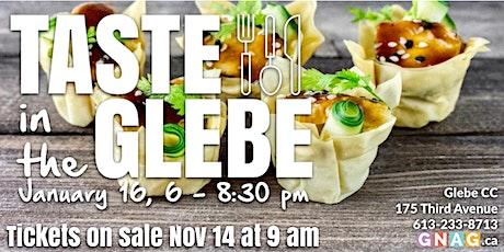Taste in the Glebe 2020 Premier tickets