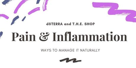 Pain & Inflammation tickets