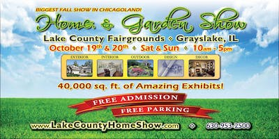 Lake County Home & Garden Show in Grayslake