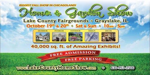 Lake County Home & Garden Show in Grayslake