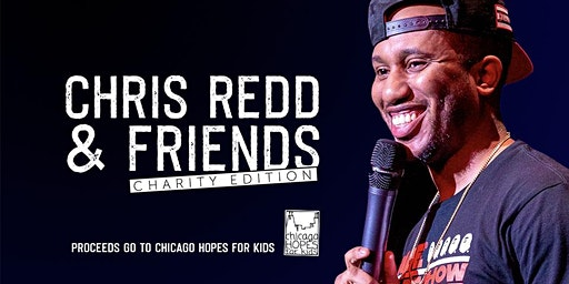 Chris Redd & Friends: Charity Edition