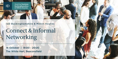IoD Buckinghamshire & MK,  Connect – Informal Networking tickets
