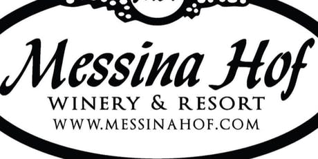 TX Wine Renaissance with Messina Hof tickets