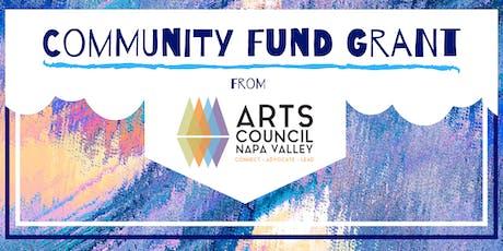 ACNV Community Fund Grant 2019 Winter Round - Information Session [Upper Valley] tickets
