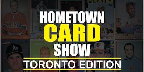 Sports Cards & Memorabilia Expo Market tickets