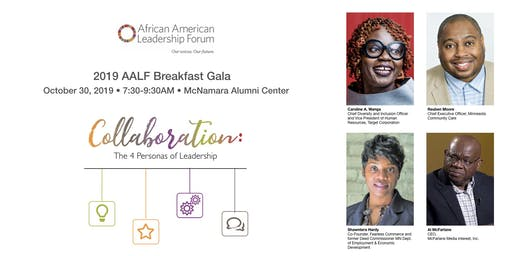 AALF 2019 Gala: The Four Personas of Leadership