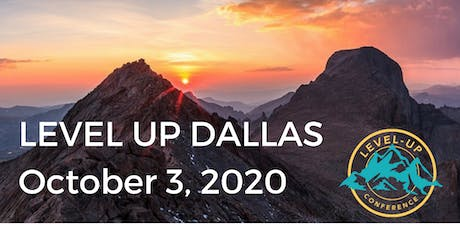 2020 Level Up Dallas tickets