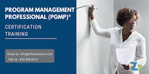 PgMP Certification Training in Fredericton, NB