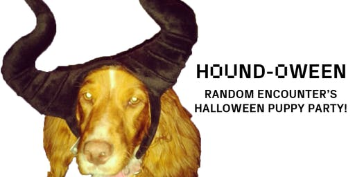 Hound-oween Random Encounter's Halloween Party