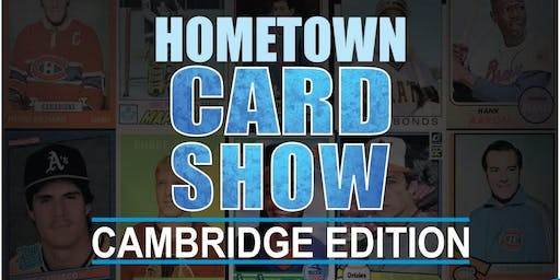 Cambridge Sports Card Show
