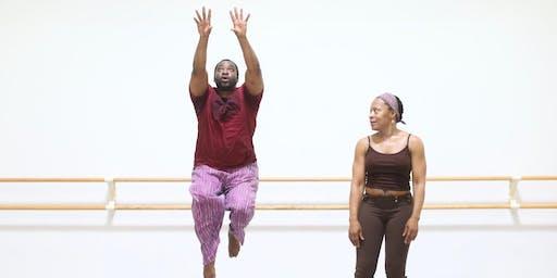 Family African Dance Class!