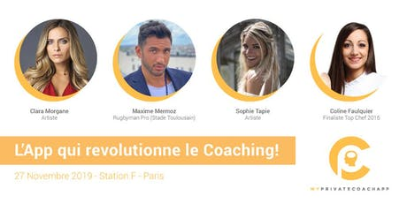 INVITATION : Lancement de l'Application MyPrivateCoachApp billets